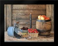 Fruit of the Spirit: Framed Art Print by Jacobs, Billy