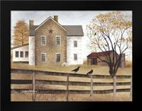Autumn Afternoon: Framed Art Print by Jacobs, Billy