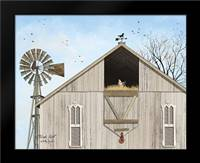 Winds Aloft: Framed Art Print by Jacobs, Billy