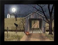 Sleepy Hollow Bridge: Framed Art Print by Jacobs, Billy