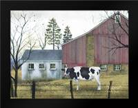 Holstein: Framed Art Print by Jacobs, Billy