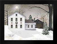Silent Night: Framed Art Print by Jacobs, Billy