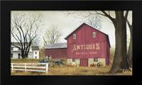 Antique Barn: Framed Art Print by Jacobs, Billy