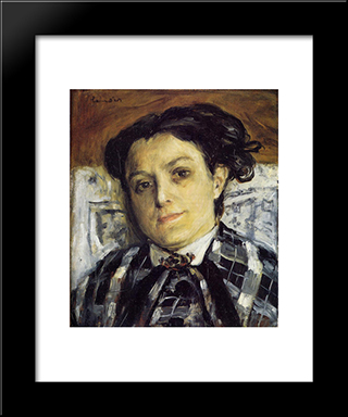 Rapha Maitre: Modern Black Framed Art Print by Pierre Auguste Renoir