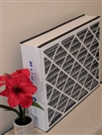 21x21x0.5 (20.5x20.5x0.5) ODOR DEFENSE Air Filter 1/2-Inch Filter