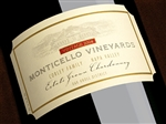 Monticello Vineyards: Chardonnay, Napa, Estate Grown