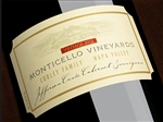 Monticello Vineyards: Cabernet Sauvignon, Jefferson Cuvee, Napa