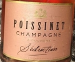 "Poissinet Champagne ""Seduction"""