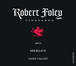 Robert Foley: Merlot Half-Bottle (375ml)
