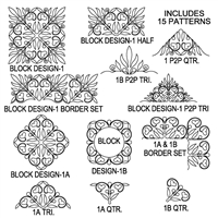 Block Design-1 & 1A Package