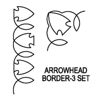 Arrowhead-3 Border Set