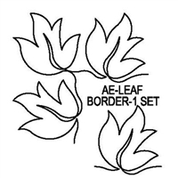 AE-Leaf Border Set
