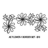 AE-Flower Border Set
