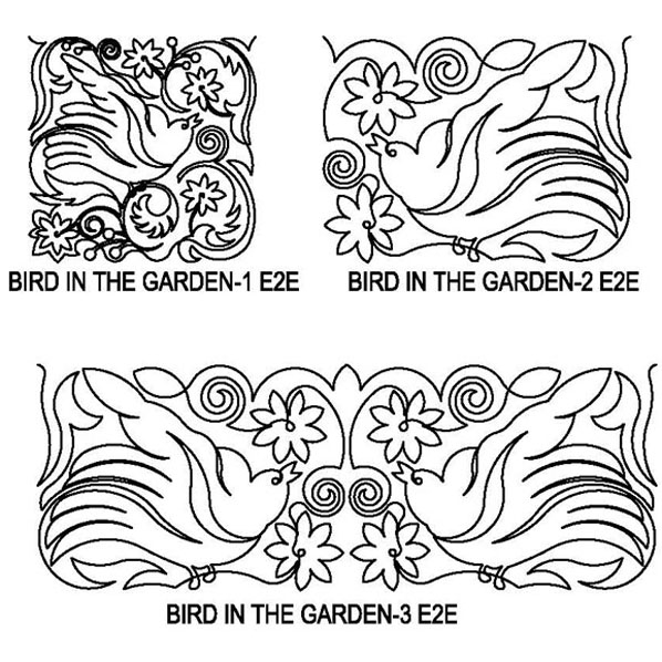 Bird in the Garden Package