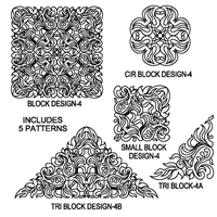 Block Design-4 Package