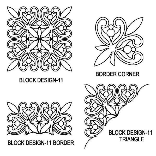 Block Design-11 Package