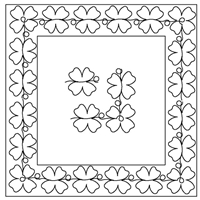 Shamrock-1 Border Set