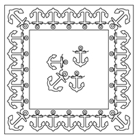 Anchor Border Set