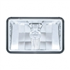 "4"" x 6"" One High Power LED Headlight - Low Beam"