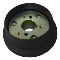 Black Hub Kit - 3-Hole Pattern (801)