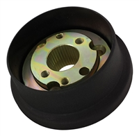 Black Hub Kit - 3-Hole Pattern (810)