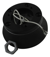 Black Hub Kit - 3-Hole Pattern (819)