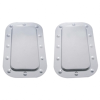Kenworth Vent Door Cover and Dimpled Trim Set