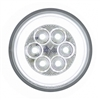 "21 LED 4"" Back-Up Light - GLO Light"