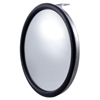 "Stainless 8 1/2"" Convex Mirror - Offset Stud"