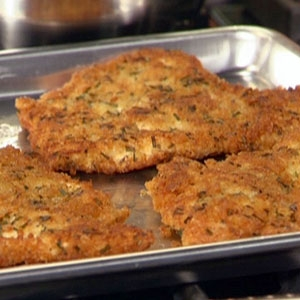 Chicken Cutlets - Breaded Italian - Fully Cooked