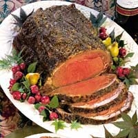 Fully Cooked, Boneless Prime Rib Roast (1 roast - 12-13lbs)