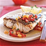 Sea Bass Filets - Chilean