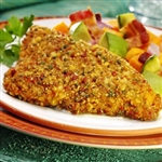 Tortilla Crusted Tilapia Fillets