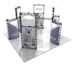 ALTAIR - 20X20 TRADE SHOW DISPLAY