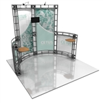 CETUS - 10X10 TRADE SHOW DISPLAY