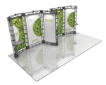 ELECTRA - 10X20 TRADE SHOW DISPLAY