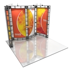 PAVO - 10X10 TRADE SHOW DISPLAY