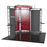 CYGNUS - 10X10 TRADE SHOW DISPLAY