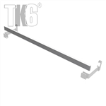 TRUSS HANGING BAR, 36INCH HORIZONTAL BAR