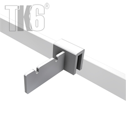 TRUSS HANGING BAR, VERTICAL DOUBLE SLOT