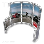 AMBLER - 10FT X 10FT TRUSS DISPLAY GRAPHIC <BR> [GRAPHIC ONLY] - $1536.00