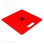 SQUARE BASE PLATE, 19 INCH