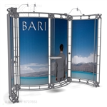 BARI - 10FT X 10FT TRUSS DISPLAY GRAPHIC <BR> [GRAPHIC ONLY] - $1536.00