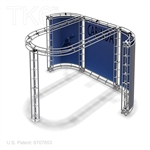 CABINDA - 10FT X 10FT TRUSS DISPLAY GRAPHIC <BR> [GRAPHIC ONLY] - $1152.00