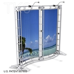 CUBA 7, 10 X 5 ALUMINUM TRADE SHOW TRUSS DISPLAY EXHIBIT BOOTH