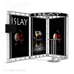 ISLAY - 10FT X 10FT TRUSS DISPLAY <BR> [FRAME ONLY]