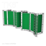 MIGUEL - 20FT X 20FT ALUMINUM TRUSS DISPLAY <BR> [FRAME ONLY]