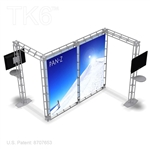 PATTANI, 10 X 10 TRADE SHOW TRUSS DISPLAY EXHIBIT BOOTH
