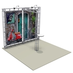 PISA - 10FT X 10FT TRUSS DISPLAY <BR> [FRAME ONLY]