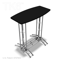 TKP™ Counter, TK6 TRUSS, 4FT WIDE BY 48 INCHES TALL